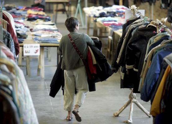 BOURSE AUX VETEMENTS PRINTEMPS-ETE MALANSAC