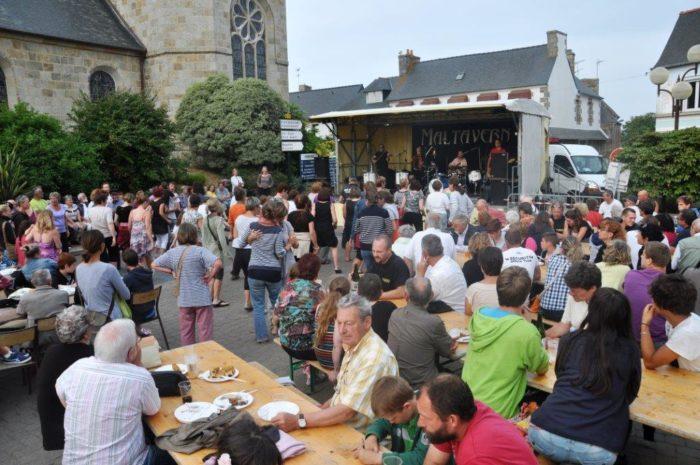 Breizh Banne : Apéro concert Penvénan