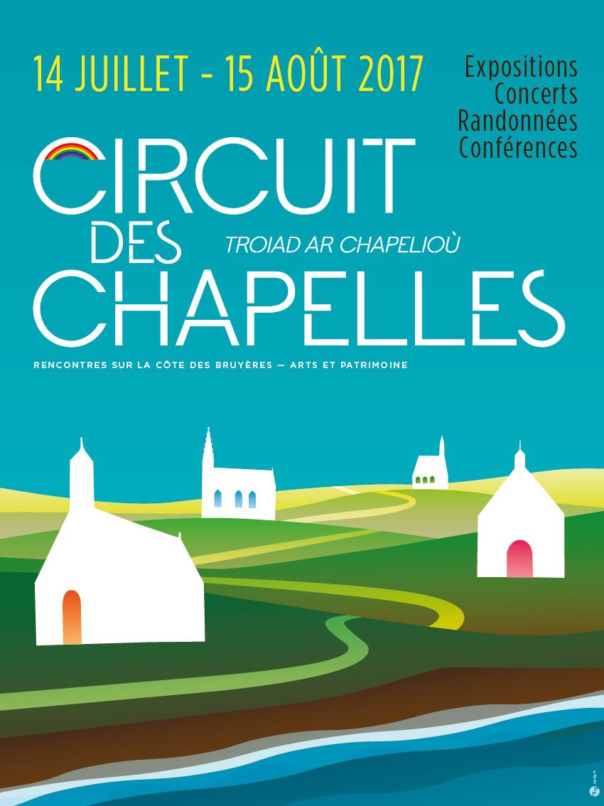 Circuit des chapelles - Randonnée Patrimoine Ploulec'h