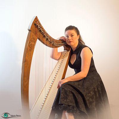 Concert de Harpe Celtique - Nolwenn Arzel Châteaulin