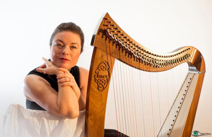 Concert de harpe celtique Saint-Quay-Portrieux