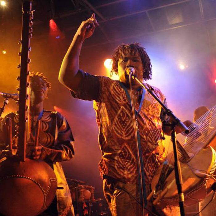 Concert: IBRAHIM KEITA ET NANKAMA (Burkina Faso)