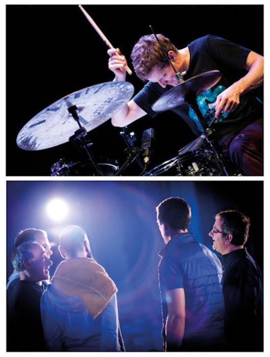 Concert: VOX BIGERRI ET JIM BLACK (USA/France)
