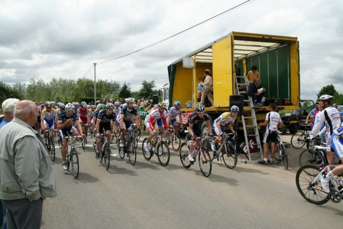 COURSES CYCLISTES PLOUARE