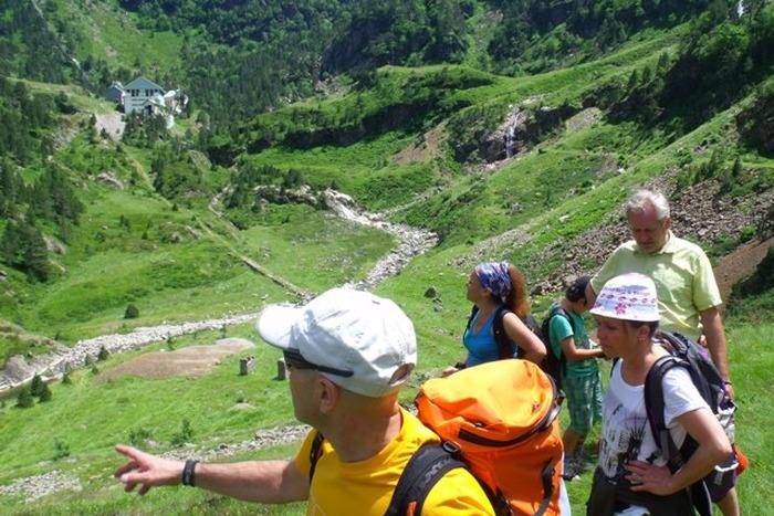 Découverte de l'hydroélectricité en vallée du Louron