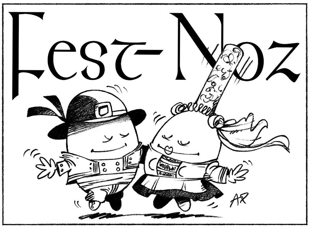 FEST NOZ PLOUGRESCANT