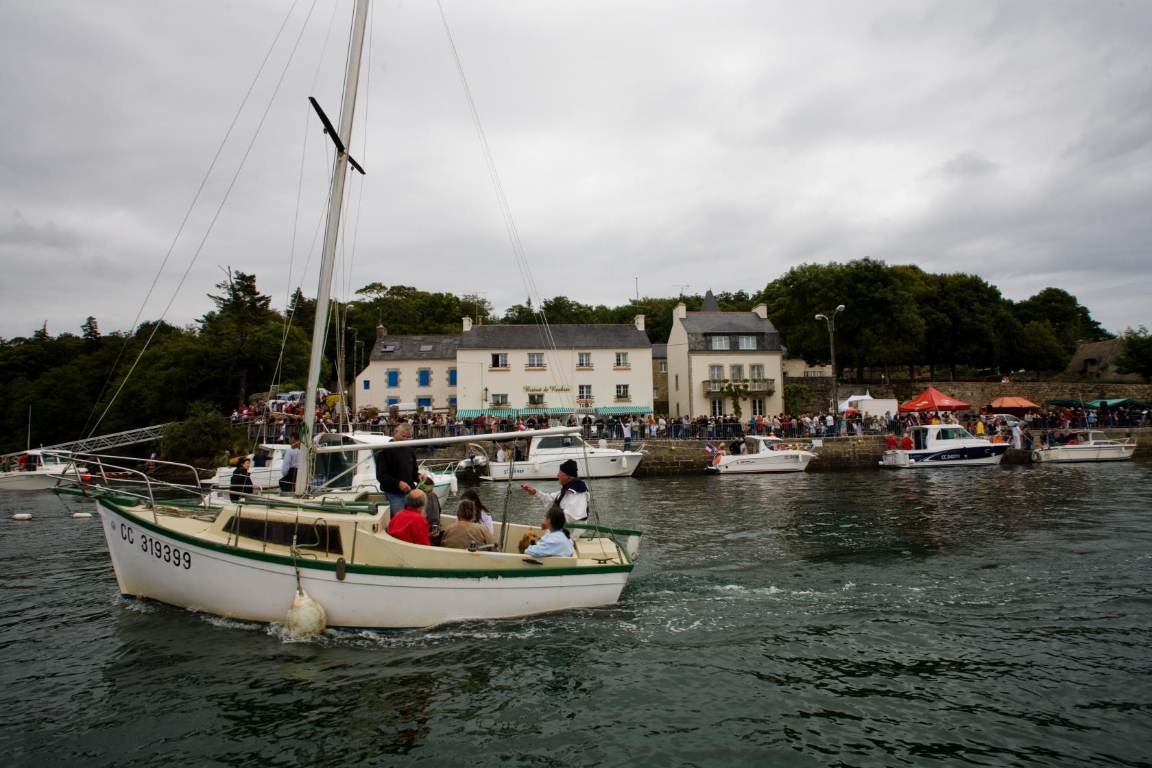 Fête de la Mer Riec-sur-Bélon