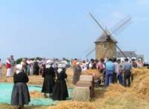 Fête de la Moisson et fest-noz Cléden-Cap-Sizun