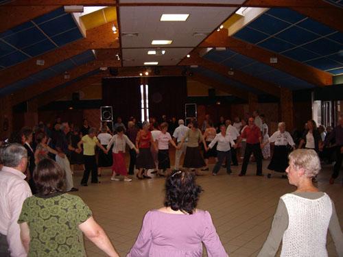 Initiation aux danses bretonnes Salle des Loisirs