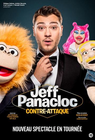 JEFF PANACLOC CONTRE ATTAQUE PLOUGASTEL-DAOULAS