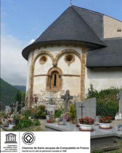 Visite de l'église de Jézeau
