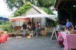 Jeudis de l'été - marché de producteurs et animations à la ferme Kernevez Boulogne
