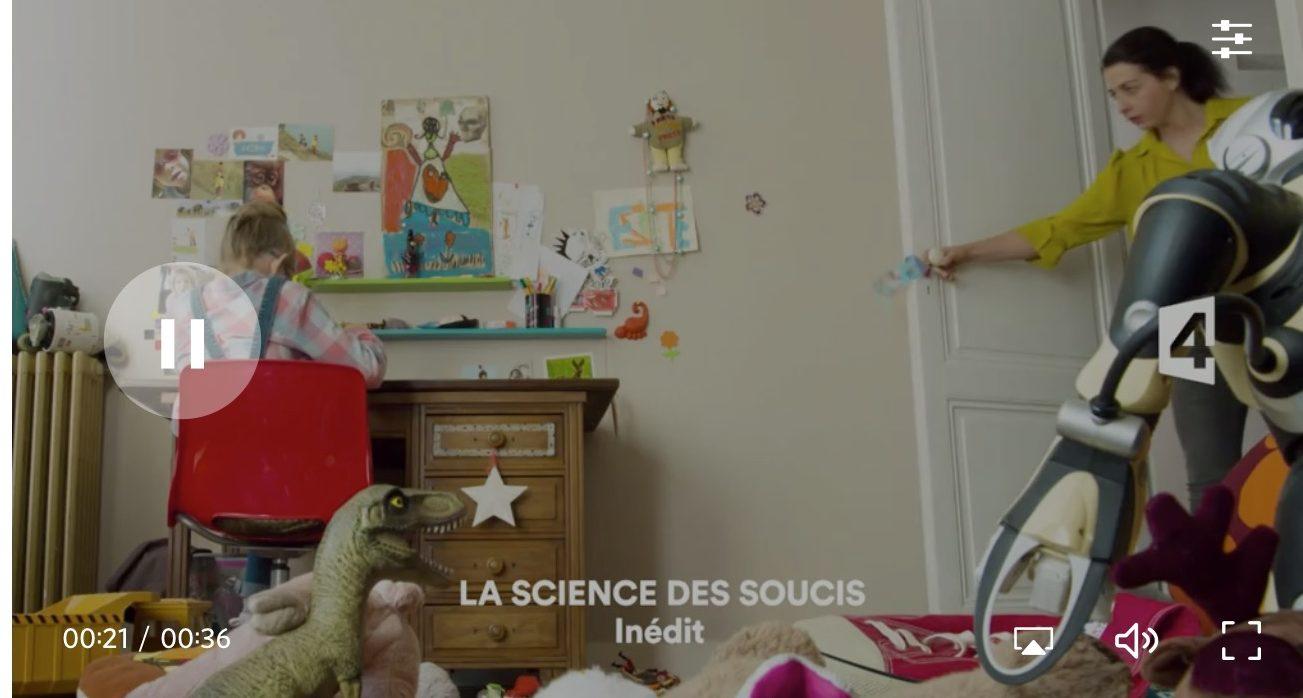 LA SCIENCE DES SOUCIS