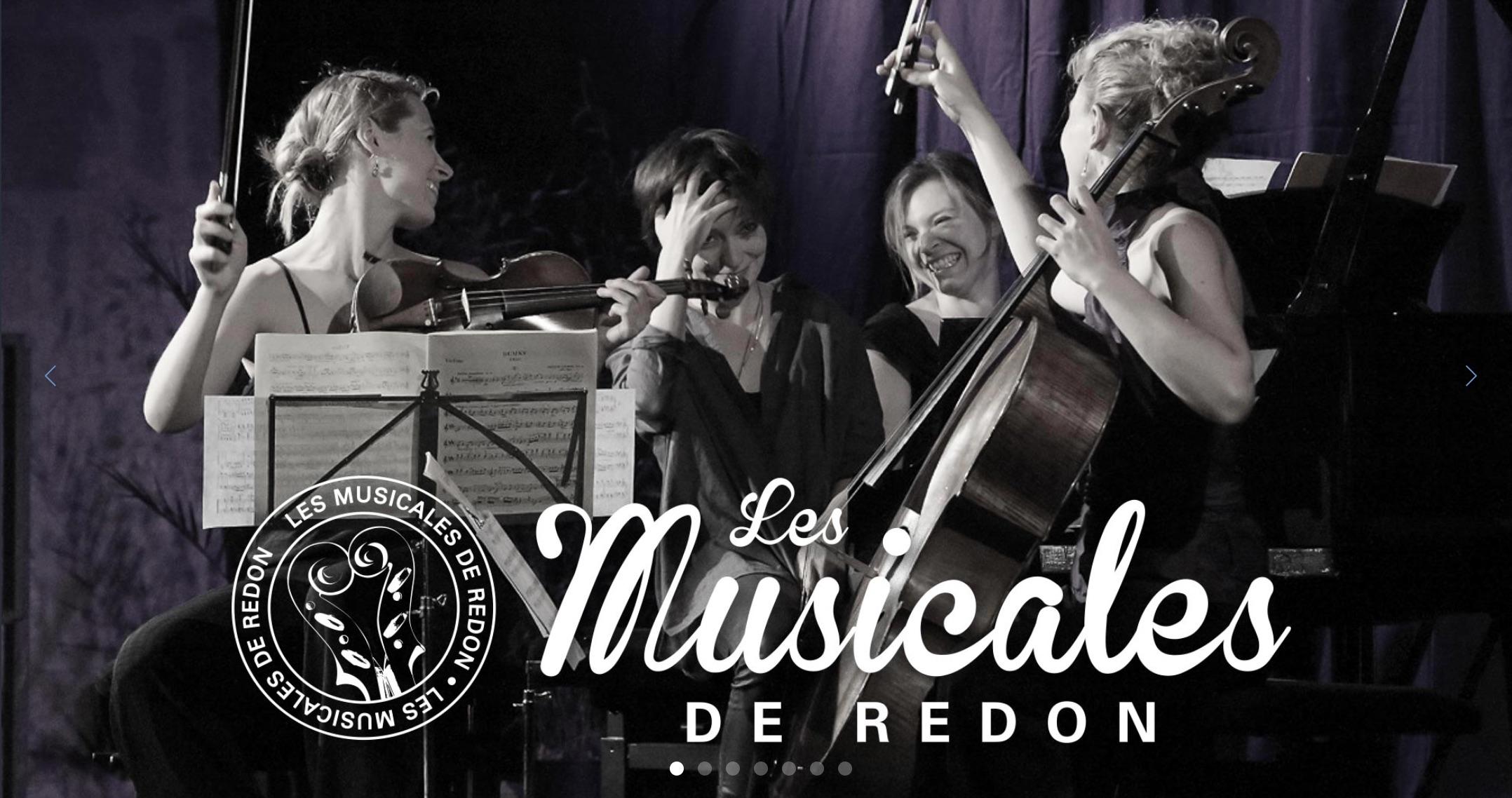 MUSICALES DE REDON