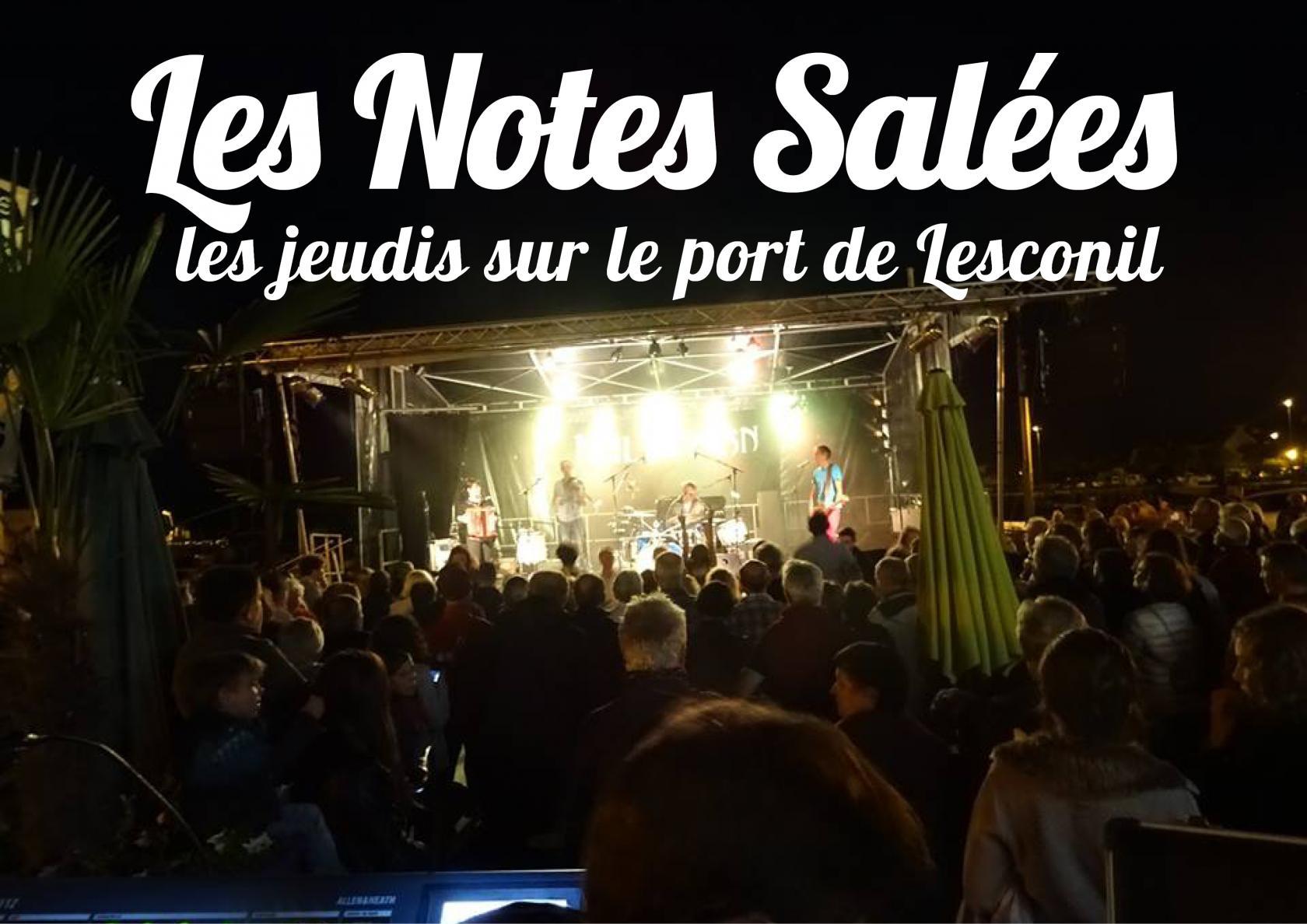 LES NOTES SALEES PLOBANNALEC-LESCONIL