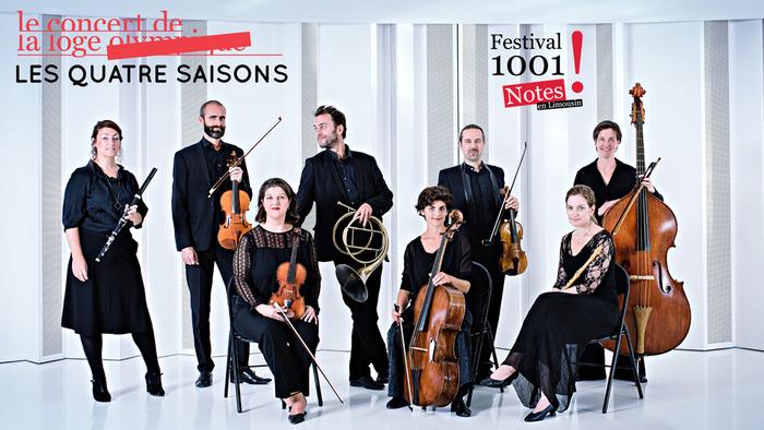 LES QUATRE SAISONS / Festival 1001 Notes en Limousin