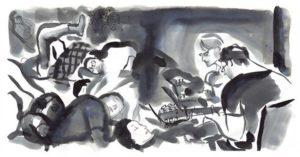Les siestes acoustiques de Bastien Lallemand