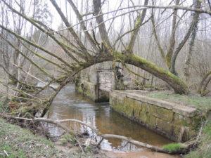 """Les sites hydrauliques de la Valdange &zoom=17"""" allowfullscreen>"""
