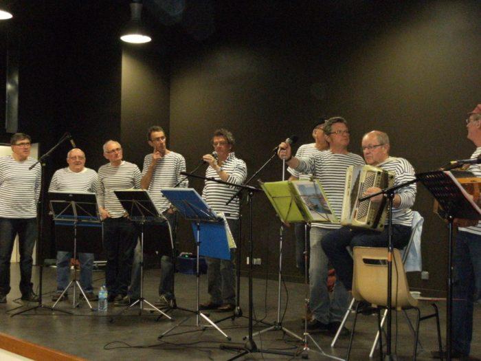 Mardis de Pays - Apéro Concert Chants Marins LARRE