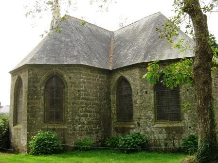Pardon de la chapelle Neuve LANGONNET