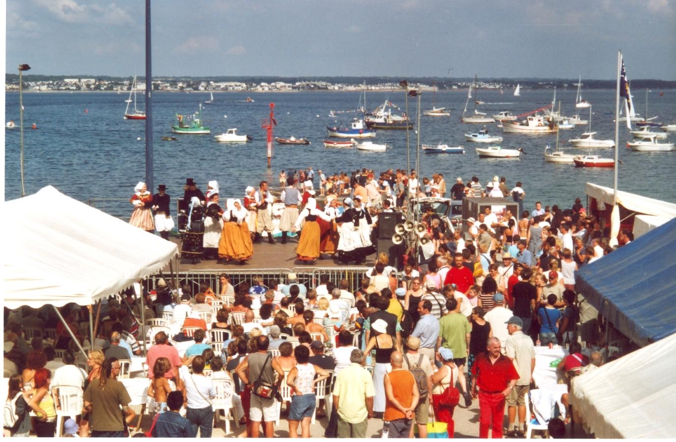 Pardon de Saint-Guénolé - Fête de la mer Fouesnant