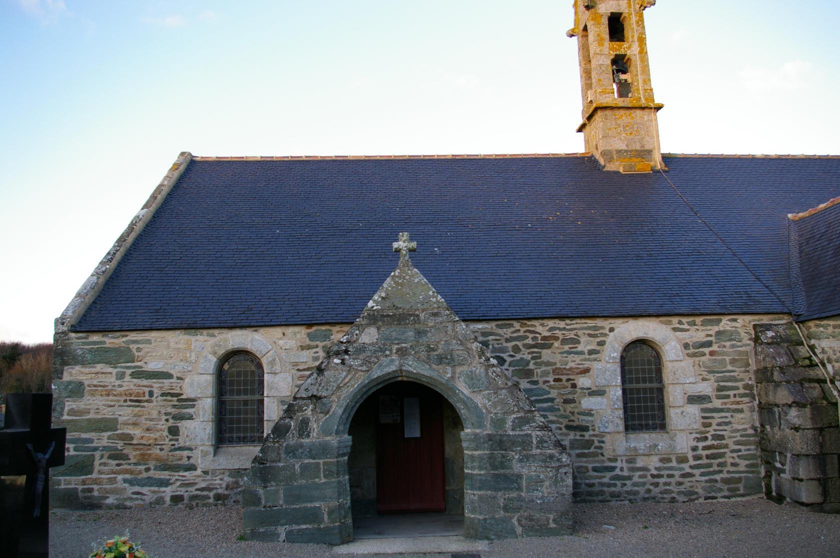 Pardon St Boscat Eglise