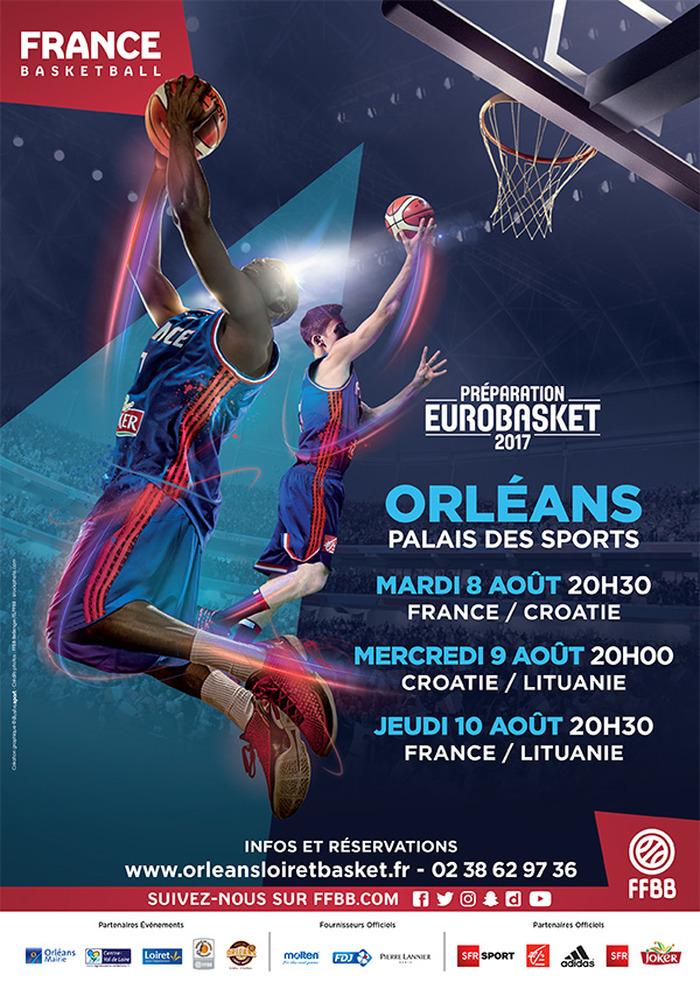 Préparation Eurobasket 2017