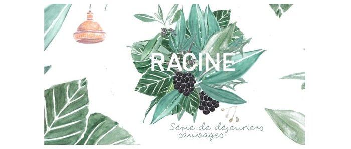 Racine, série de déjeuners sauvages
