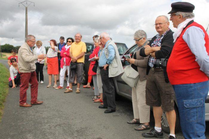 Rallye découverte… en voiture Quintin