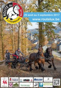 Route du Luxembourg Belge, vers Libramont (B)