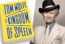 THE KINGDOM OF SPEECH TOM WOLFE