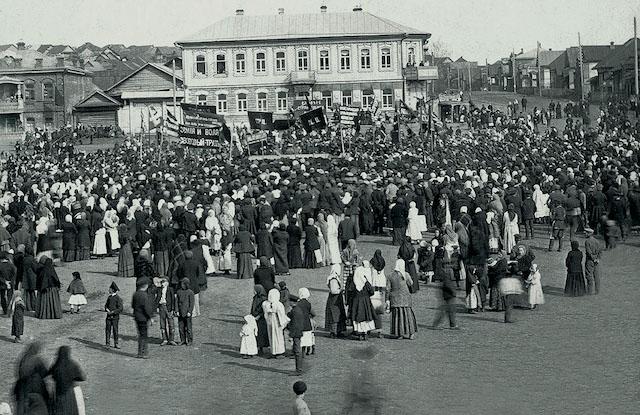 1917 DEVIENT REVOLUTION