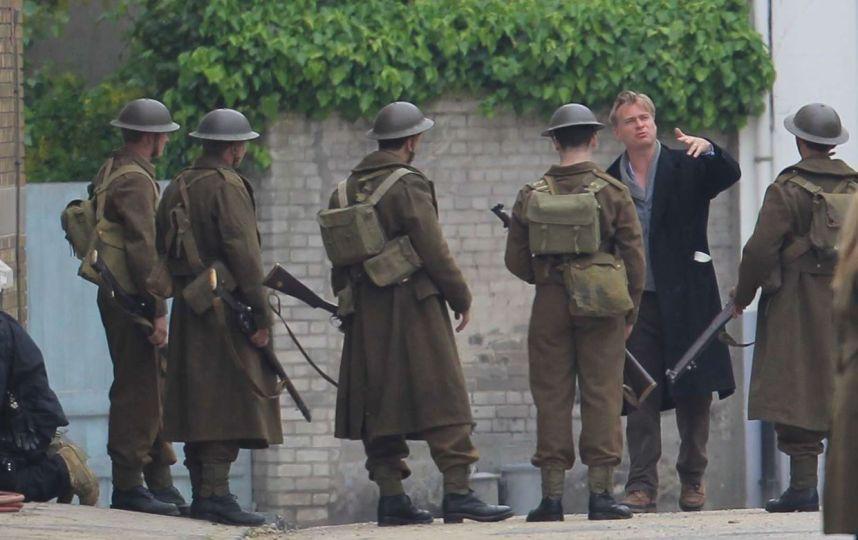 film DUNKERQUE Christopher Nolan