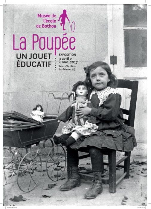LA POUPEE, JOUET EDUCATIF SAINT-NICOLAS-DU-PELEM