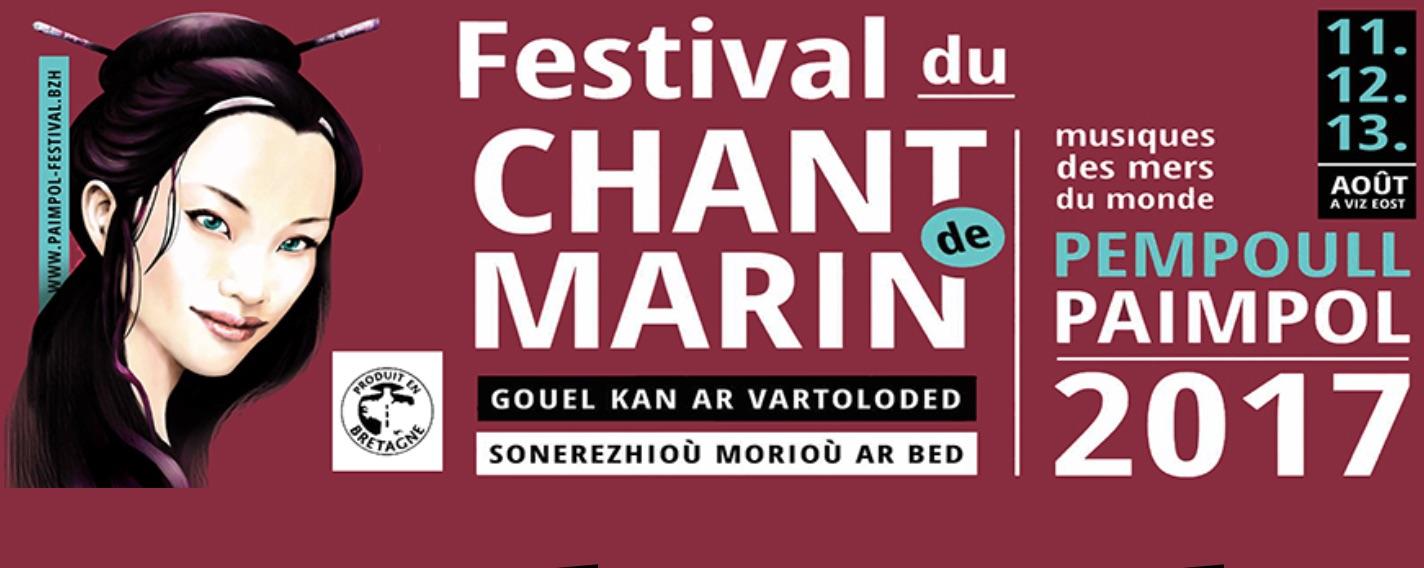 PAIMPOL FESTIVAL DU CHANT DE MARIN