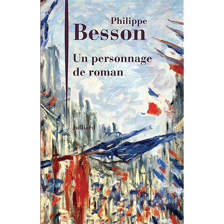 Philippe Besson Un personnage de roman