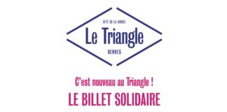 TRIANGLE BILLET SOLIDAIRE