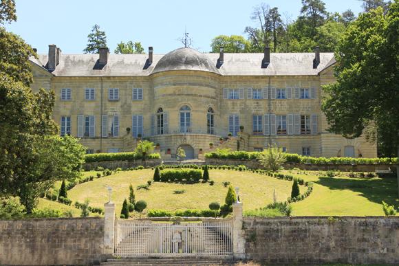 le château d'Escoire