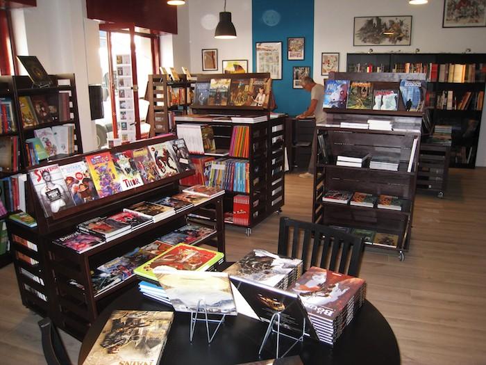 rennes librairie la nef des fous rue poulain-duparc