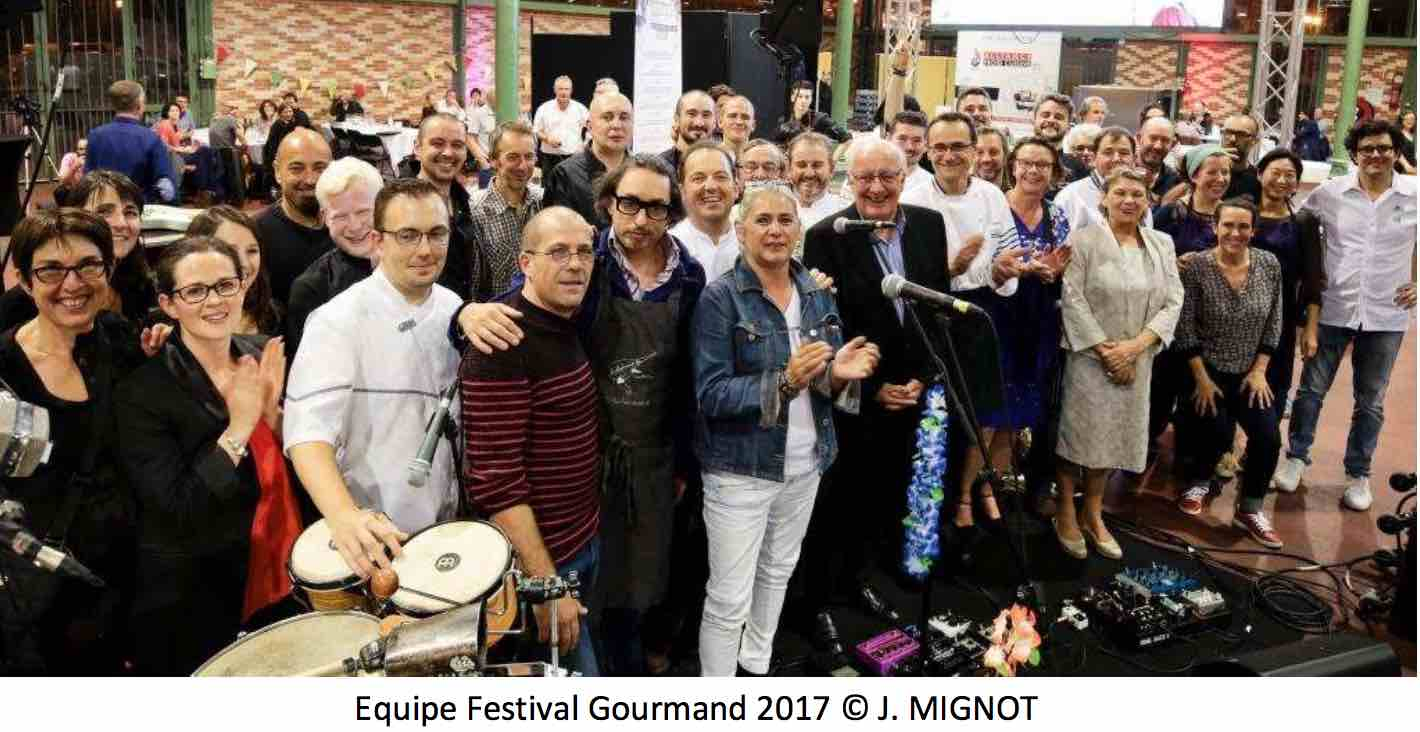 RENNES FESTIVAL GOURMAND
