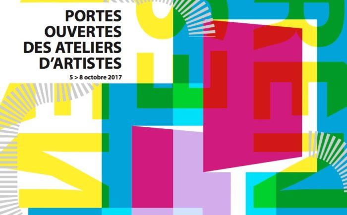 Week-end d'ouvertured'ateliers d'artistes 2017