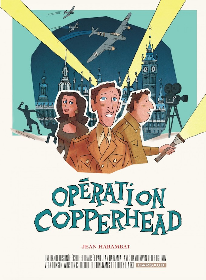 BD Opération Copperhead Jean Harambat