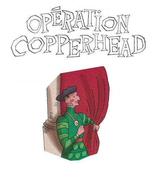 Opération Copperhead Jean Harambat