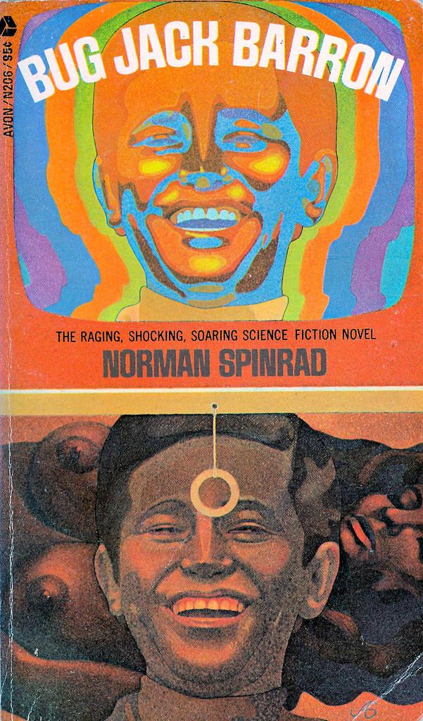 Bug Jack Barron Norman Spinrad