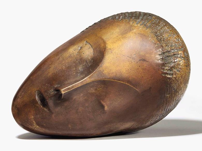 Constantin Brancusi La muse endormie