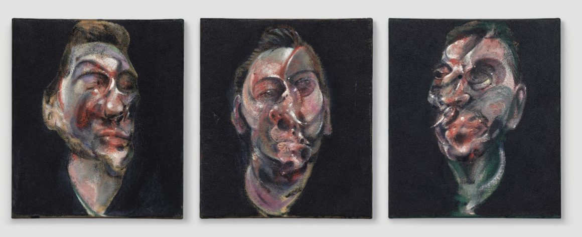 Francis Bacon Three Studies for a Portrait of George Dyer