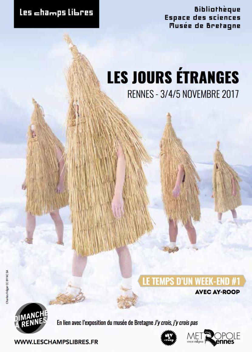 CHAMPS LIBRES NOVEMBRE 2017