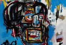 Untilted Jean Michel-Basquiat