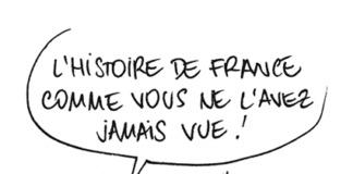 histoire dessinée de la France