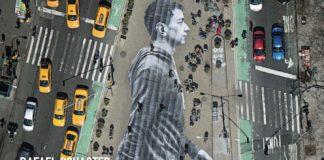Atlas street art graffiti